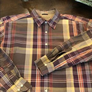 Nautica vintage XL button down shirt men's
